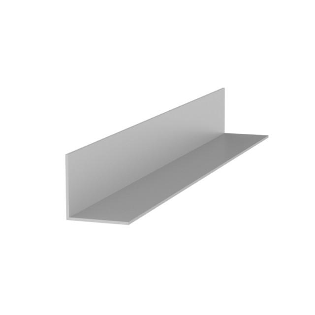 L-SHAPE ALUMINUM PROFILE 25x25 ANODISED